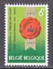 BELGIUM   596     *   TOWN  SEAL - Belgium