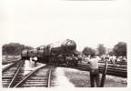 Railway Photo WD Austerity 600 Gordon Longmoor Military Open Day 1969 Loco - Trains