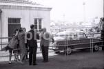 60s ORIGINAL AMATEUR 35 Mm NEGATIVE CAR LLOYD ALEXANDER TS  LISBON HARBOUR LISBOA PORTUGAL NOT PHOTO NEGATIVO NO FOTO - Autres