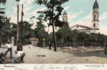 1905 Vintage Postcard (Undivided Back), Tampico, Plaza De Armas, Mexico (ref.# 3009se) - Mexique