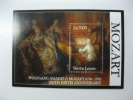 Sierra Leone-Music-Mozart - Musique
