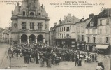LA FERTE SOUS JOUARRE - Campagne 1914-15 - Remise De La Croix De Guerre à Un Militaire De La Ferté - Guerre 1914-18