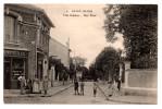 CPA - VILLA SCHAKEN - RUE PINET - BELLE ANIMATION  (boulangerie à L'angle De La Rue ) - FG.1.185 - Saint Maur Des Fosses