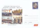 Rumänien 2005 Umschlag/ Cover  Militärakademie BREAZA - Maximumkarten (MC)