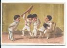 1 Chromo à Fond Doré/Magasin Au Bon Marché/La Main Chaude/Testu & Massin/vers 1885-1890    IMA19 - Au Bon Marché