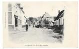 BUCQUOY:  RUE DIERVILLE - France