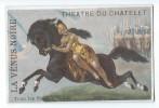 Théatre Du CHATELET/La Vénus Noire/Publicité/Imp. LAAS/vers 1875-1885    IMA25 - Autres