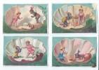 Chromos/Coquillages/Non Personnalisés/Vendredi Et Robinson/vers 1875-1885    IMA27 - Autres