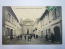 L'ISLE-JOURDAIN  (Gers)  :  Rue  LAFAYETTE  -  Entrée De L'Eglise   1912    - Otros Municipios