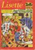 LISETTE N°8 DE FEVRIER 1956 - Bücher, Zeitschriften, Comics