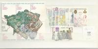 1986 USED Year Complete Almost Complete - Vaticano (Ciudad Del)