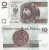 Poland 2012 - 10 Zlotych - Pick NEW UNC - Pologne