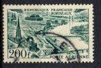 France 1949 200fr Bordeaux Issue #C24 - Airmail
