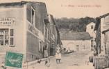 54 - Allamps -La Grande Rue Et L'Eglise. - Animée. - Otros Municipios