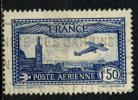 France 1931 1.50fr View Of Marseille Issue #C6 - Airmail