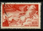France 1946 200fr Chariot Of The Sun Issue #C21 - Airmail