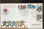 CINA  CHINA  -  OLYMPHILEX  ´92  Barcelona - Philatelic Exhibitions