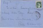 """Brief 1940 Von """"FORLI` / DISTRIBUZIONE"""" An Die """"POSTA MILITARE N 47"""" - 1900-44 Victor Emmanuel III."""