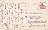 Norway PPC Deluxe TVEITA Oslo 1983 GREVE STRAND Denmark MITTET(2 Scans) - Briefe U. Dokumente