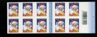 226097632 BELGIE  POSTFRIS MINT NEVER HINGED POSTFRISCH EINWANDFREI OCB B58 KERSTMIS 3467 3467A 3467B 3467C - Booklets 1953-....