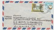 Col104 /  KOLUMBIEN - Brief Mit Buntfrankatur 1976 - Kolumbien