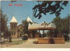Etats Unis - ST Saint ALBINO CATHOLIC CHURCH MESILLA NEW MEXICO - Old Mesilla - Vue Kiosque à Musique - CPSM - Etats-Unis