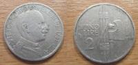 2 Lire 1926 R VITTORIO EMANUELE III RARE - 1861-1946 : Royaume