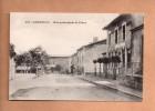 LENTILLY (Rhône) - N° 487 - Rue Principale Et Place - Autres Communes