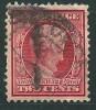 USA 1909: Nr. 175Ax° - 2 C. Karmin - Abraham Lincoln, 100. Geburtstag - Etats-Unis