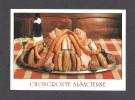 RECETTES CUISINE - COOKING RECIPES - CHOUCROUTE ALSACIENNE - PHOTO P. VIARD - ÉDITIONS ESTEL - BLOIS - Recettes (cuisine)