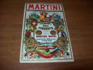 Old Martini Label - Martini - Autres