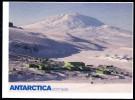"""ANTARCTIC, New Zealand, Nice Color-card Unswritten From """"SCOTT BASE"""" ,  Look Scan !! 7.10-03 - Antarctische Expedities"""