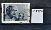 100.Gt. Albert Einstein, Nobelpreis Physik, Relativitätstheorie, IN 1979 (in1174) - Non Classés