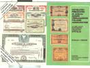 EDIZIONI PORTAFOGLIO STORICO,BOLOGNA, CATALOGO 93/94, CARTOLIONA CEDOLA  LIBRARIA,NON VIAGGIATA , - Azioni & Titoli
