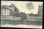 Cpa  Du 35 Redon -- Les écluses Du Canal ( Côté De Brest)    OCT23 - Redon