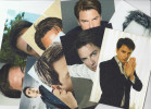 9 Different POSTCARDS Of JOHN BARROWMAN Postcard,  Television Movie Cinema Film Music Theatre - Actors