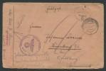 Feldpostbrief Vom 01.02.1942 Nach Voitsberg - 1918-1945 1. Republik