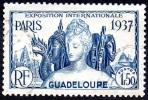 Réunion Obl. N° 154 - Exposition Internationale 1fr50 Bleu - Réunion (1852-1975)