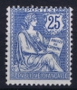 France: Yn Nr 127 MNH/** Sans Charnière - Neufs