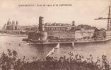 MARSEILLE - Fort St Jean Et La Cathedrale - France