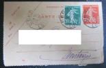 France - Entier Postal - YT 194-CL1 - 622 - Entiers Postaux