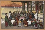 Ceylon Buddhists Worshipping The Tooth  Cy130 - Sri Lanka (Ceylon)