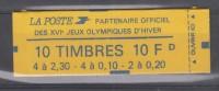 FRANCE - Carnet à Composition Variable 1502 Cote 32 Euros Depart à 20% - Carnets