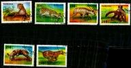 Tanzanie Scott N°1422/1427. Oblitérés - Tansania (1964-...)