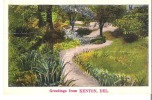 Greetings From Kenton, Delaware - Verenigde Staten