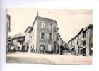 LAVELANET (09) - Place De La Liberté Et Rue Molière (a) - Lavelanet