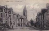56) AUGAN (Morbihan) Le Haut Du Bourg - France