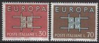 ITALIEN MI-NR. 1149/50 ** MNH - CEPT 1963 (23) - Europa-CEPT