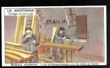 Pub  Bledine Jacquemaire - Le Menuisier Sciage Et Perçage  - Chroq01 - Confectionery & Biscuits