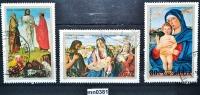 Rettet Venedig, Gemälde Von Giovanni Bellini, Giambellino, Mongolei 1972 (mn0381) - Mongolie